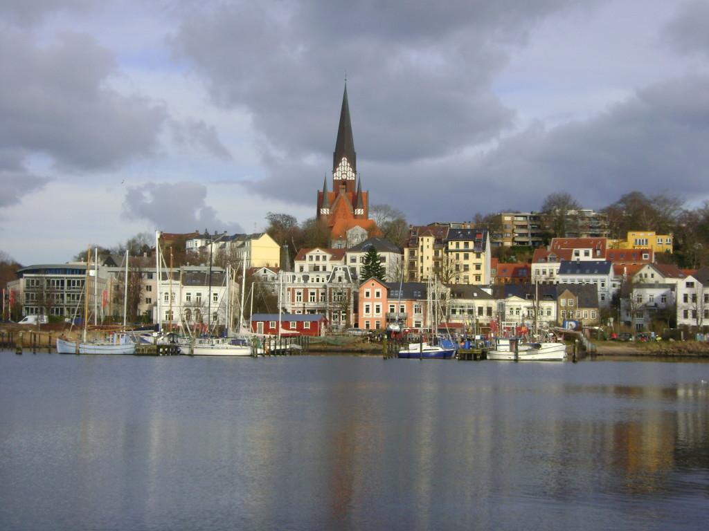 Flensburg Harbor
